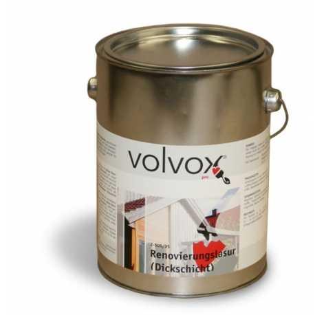 Lasure anti UV Rénovation gel fin extérieur