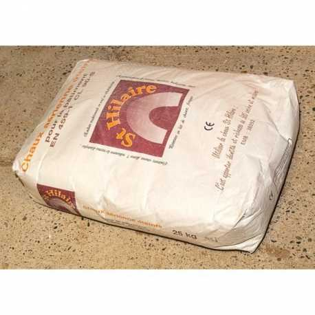 Chaux a rienne cl90 sac de 25 kg 55 litres label - Sac de chaux ...