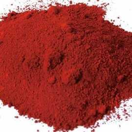 Pigment Oxyde Rouge Y