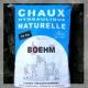 Chaux hydraulique de Boehm - NHL2 - 25 kg