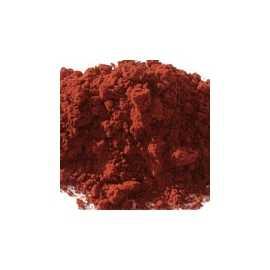 Pigment Rouge Hematite