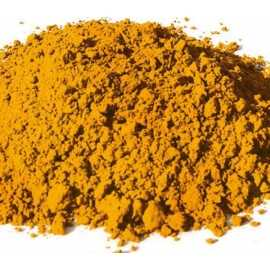 Pigment Ocre jaune de puisaye