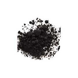 Pigment Noir Mineral profond