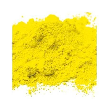 Pigment jaune citron cadmium