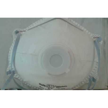 Masque FFP2  valve