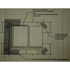 Tissu d'armature diagonale