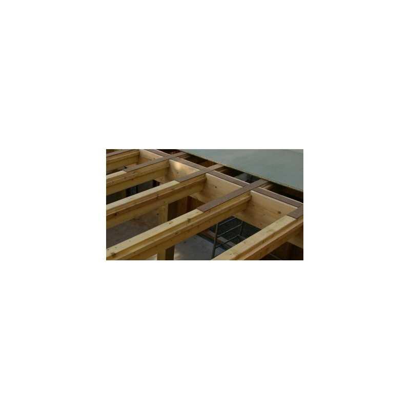 bandes r silentes phaltex en fibres de bois label. Black Bedroom Furniture Sets. Home Design Ideas
