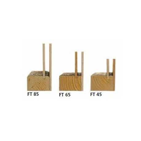 Support FT 45 pour poutre T UE Universel