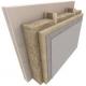Panneau rigide de  Fibre de bois STEICO PROTECT DRY à enduire