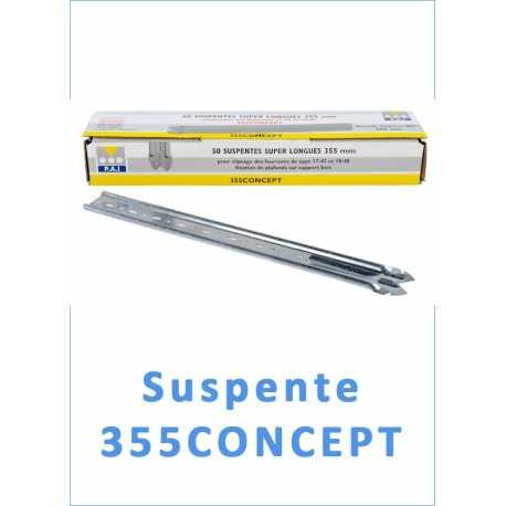 Suspente 355 concept