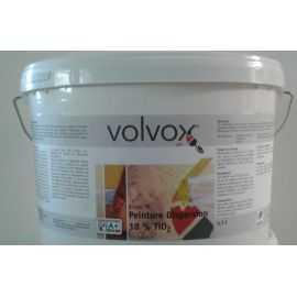 Peinture dispersion lessivable Volvox