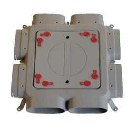 Distributeur Comfoflat - 6 racc.