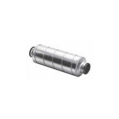Amortisseur de bruit circulaire diam 180, 900mm