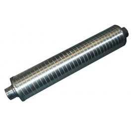 Silencieux / Amortisseur flexilble de bruit DN160 L: 1000mm