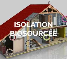 Isolation / Biosourcée